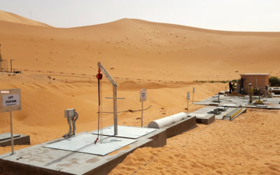 Remote camp installations: how do we treat wastewater from areas hard to reach?