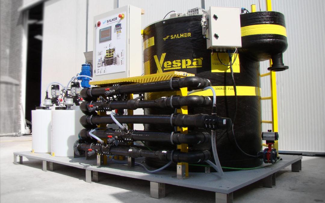 Salher революционизирует рынок DAF своим новым оборудованием Vespa