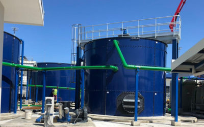 A Salher progrediu como engenharia da água com grandes projetos em 2018