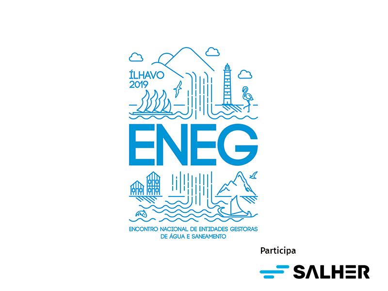 A Salher marcará presença no ENEG 2019, o maior encontro do setor das águas em Portugal