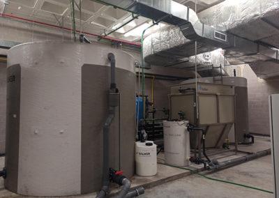 Planta de reutilización Salher para el aeropuerto de Alicante-Elche