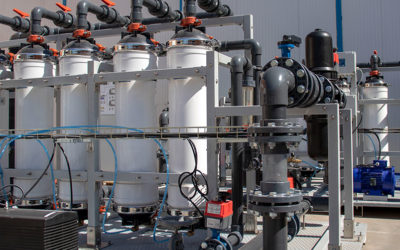 Salher improves its compact drinking water treatment plants with membrane technology: ultrafiltration