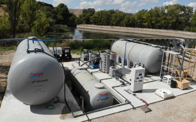 Salher develops sustainable solutions for the treatment of industrial wastewater