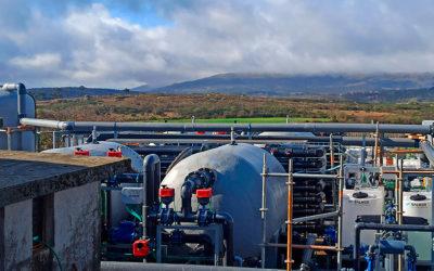 Salher installe son dernier système de potabilisation pour grands débits au Portugal